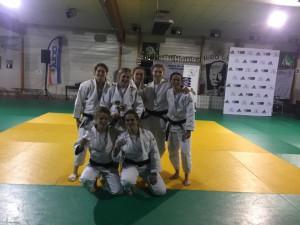 Equipe seniors feminines-2018