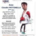 Stage pettinella 19 octobre